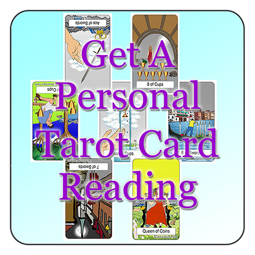 Get a Personal Tarot Card Reading